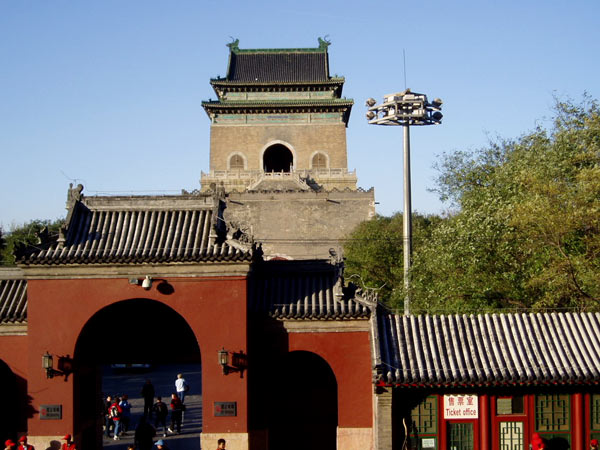 Bell and Drum Towers of Beijng